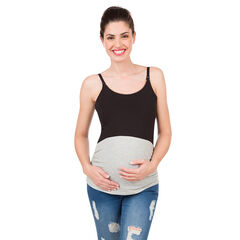 Lot de 2 bandeaux de grossesse