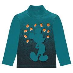 Sous-pull en jersey Disney print Mickey