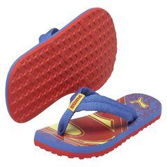 PUMA Tongs print Superman