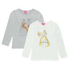 Set van 2 body's van Disney's Belle en Assepoester
