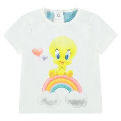 T-shirt met korte mouwen van Tweety van de Looney Tunes