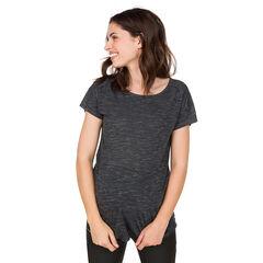 Zwangerschapsshirt met korte mouwen