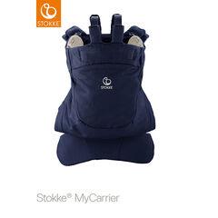 MyCarrier Buik- en rugdrager – Donkerblauw