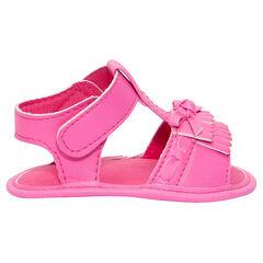 Fluoroze sandalen