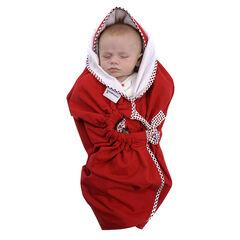 Babywrapper Snugglebundl - Poppy Red