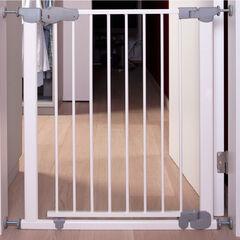Barrière de sécurité avec autoclose Ottométal - Blanc