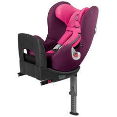 Autostoel Sirona Gr 0+/1 - Mystic Pink