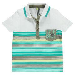 Poloshirt korte mouwen