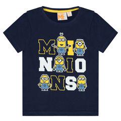 Minions t-shirt met korte mouwen