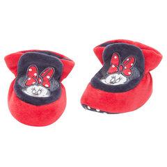 Pantoffels van velours van Disney's Minnie