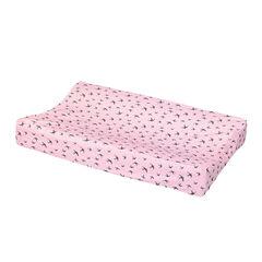 Housse de matelas à langer - Pretty Pink
