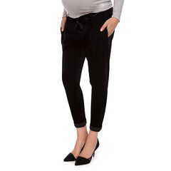 pantalon de grossesse en velours