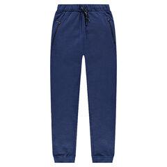 Junior - Pantalon de jogging en molleton