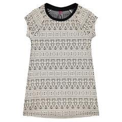Jacquard-jurk
