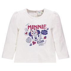 T-shirt lange mouwen Minnie Disney