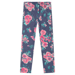 "Junior - Jegging imprimé fantaisie ""all-over"""