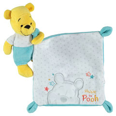 Pluchen Winnie The Pooh knuffeldoekje