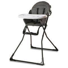 Kinderstoel Theo - Antraciet