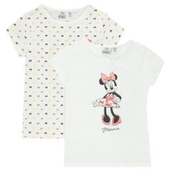 Set van 2 shirts (body's) Disney Minnie