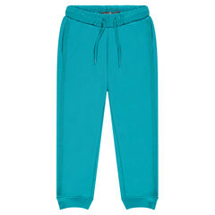 Junior - Joggingbroek van molton