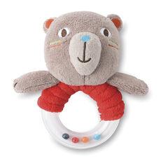 In Teddybeer fluweel