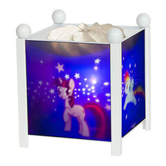 Magische lantaarn my little pony 12 v