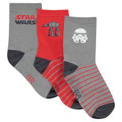 Lot de 3 paires de chaussettes Star Wars™