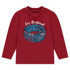 Junior - Sous-pull van jerseystof met fantasieprint
