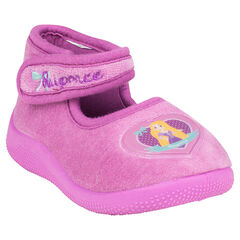 Chaussons montants forme babies Disney Raiponce
