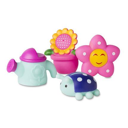 Set van 4 badspeeltjes voor meisjes