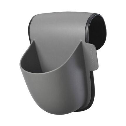 Drankhouder Pocket voor autostoel - Grijs