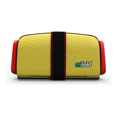 Mifold Grab-and-go stoelverhoger - Yellow