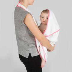 Serviette de bain en éponge pour Maman et Bébé