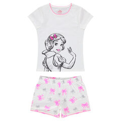 Pyjama en jersey avec print Blanche Neige ©Disney