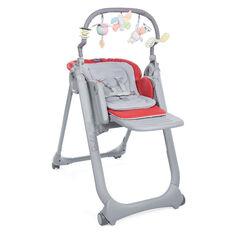 Kinderstoel evolutieve Polly Magic Relax - Scarlet