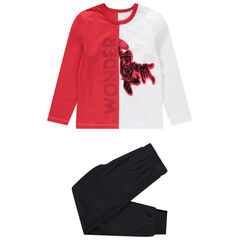 Pyjama en jersey print Spiderman Marvel