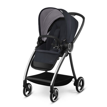 Wandelwagen Maris - Silver fox grey