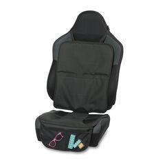 Bescherming voor autostoel - Zwart