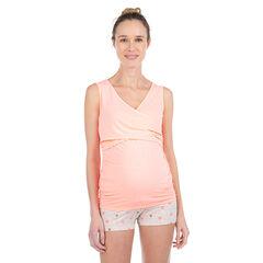 Homewear zwangerschaps- en borstvoedingstanktop