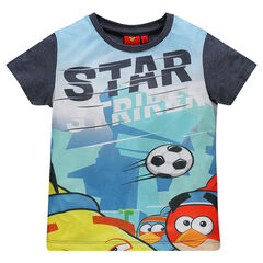 Tee-shirt manches courtes print Angry Birds™