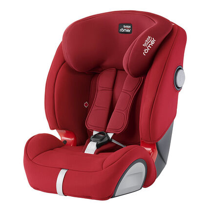 si ge auto evolva 123 sl sict isofix groupe 1 2 3 flame red orchestra be. Black Bedroom Furniture Sets. Home Design Ideas