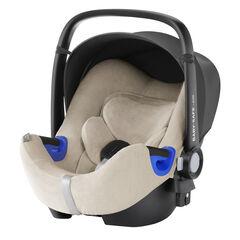 Zomerhoes voor autostoel Baby-safe Isize - Beige