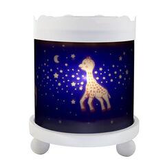 """Magische lantaarn """"Sophie de Giraf"""" 12V - Blauw"""