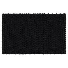 Snood van tricot met sherpavoering van dikke gebreide stof