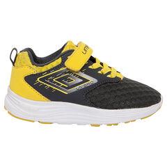 UMBRO sneakers met elastische veters en riem met klittenbandsluiting
