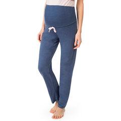 Pantalon de grossesse homewear bandeau haut