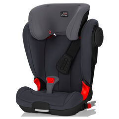Siège auto Kidfix II XP SICT groupe 2/3 Black Series - Storm Grey