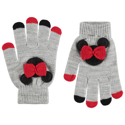 Wanten van tricot van Minnie