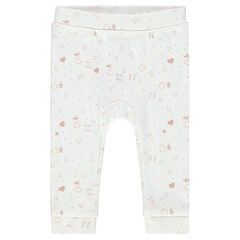 "Onderbroek met ©Smiley Baby print ""all-over"""