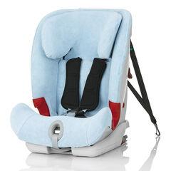 Zomerhoes voor autostoel Advansafix II - Blauw
